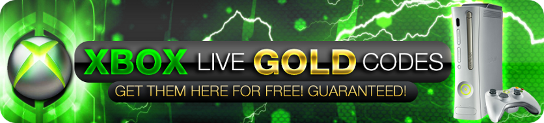 Xbox Live Gold Giveaway!